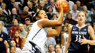 UConn Women Wear Down No. 10 Penn State In Second Half
