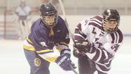 Boys' Latin vs. St. Paul's in ice hockey [Pictures]