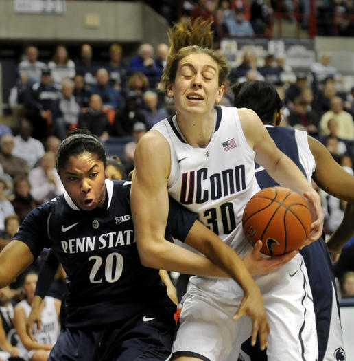 UConn Women Vs. Penn State