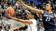 Pictures: UConn Women Vs. Penn State