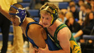 Photo Gallery: Wrestling Bishop Carroll 41, Kapaun 18