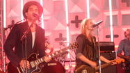 Metric rocks at VH1/Scope Art Fair party