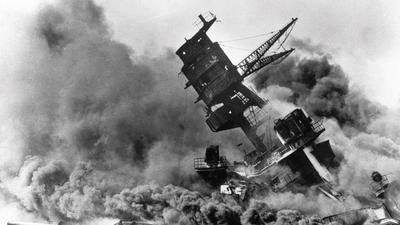 Remembering the Pearl Harbor Attack [Pictures]