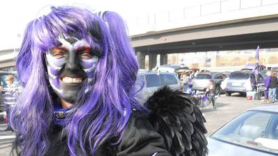 Ravens fan of the week: Jean Keister
