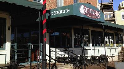 Shuckers' brunch and many TVs make it a game-day hotspot