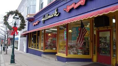 Elsie's Hallmark in downtown Petoskey is on track to close this winter.
