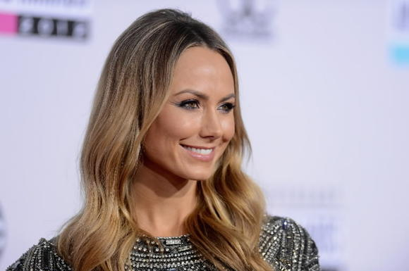 Stacy Keibler at the American Music Awards.
