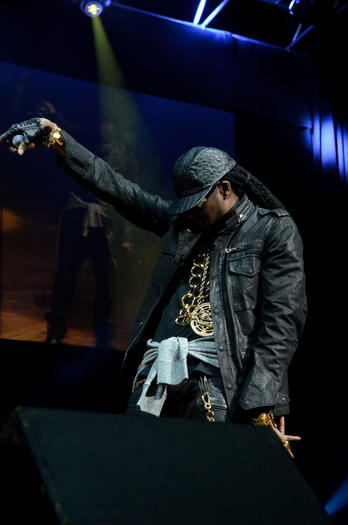 2 Chainz At Jingle Jam 2012