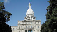 Any question about how Northern Michigan lawmakers might vote on a divisive right-to-work law was answered Thursday.