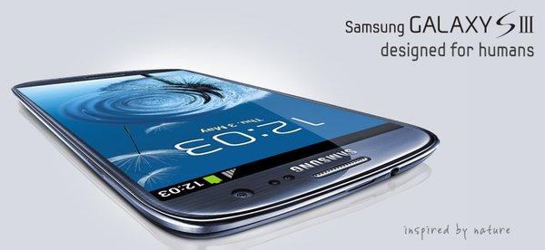 The Samsung Galaxy S III, above, will be succeeded by a model with a so-called unbreakable screen, reports say.