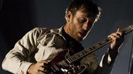 Black Keys' Grammy nominations cap a successful year