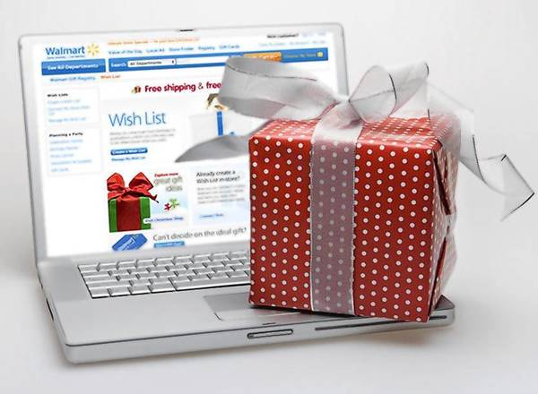 Walmart is among the retailers offering shoppers customized wishlist pages where they can make their picks.