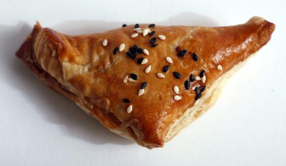 Chickpea turnovers