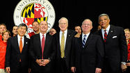 "University System of Maryland chancellor Brit Kirwan acknowledged Friday that the Board of Regents violated Maryland's open meetings act by secretly convening to discuss the University of Maryland's move to the Big Ten, but said the group was merely ""confused"" and ""overlooked"" its responsibility to inform the public of its plans."