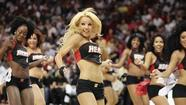 Miami Heat dancer: 'We get the best workouts'