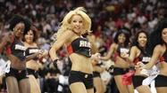 Miami Heat dancer: 'We get the best workouts'