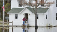 Eastern Shore residents asked to report Superstorm Sandy damage
