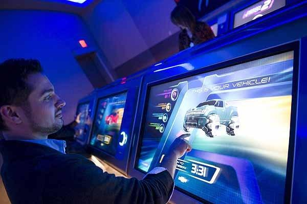 The reimagined Test Track at Disney World's Epcot opened on Dec. 6.