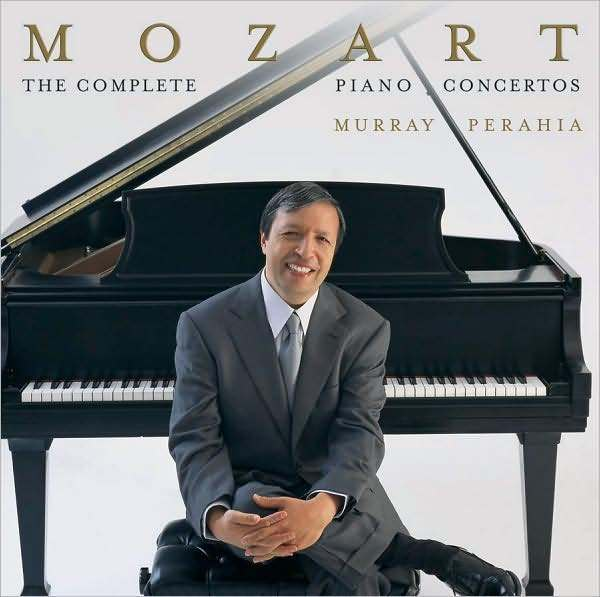 The great American pianist's integral set of the Mozart keyboard concertos dates from the early 1980s and remains among the most distinguished recordings ever made of this music. Radu Lupu joins Perahia for the performances of the concertos for two and three pianos, the latter work presented in Mozart's arrangement for two keyboards. Sony's slim-line packaging is devoid of liner notes, but, at roughly $2 per disc, this is a fantastic musical bargain.