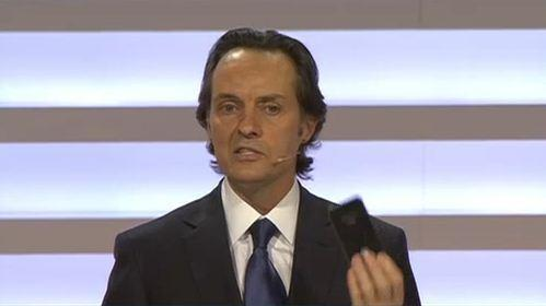 CEO John Legere says T-Mobile USA will wage an aggressive fight against AT&T in 2013.