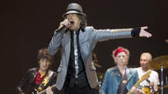 The Rolling Stones have jumped aboard the already rock star-studded lineup for next week's benefit concert to raise money for Hurricane Sandy relief efforts.