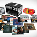 Johnny Cash, 'The Complete Columbia Collection' (Columbia/Legacy, $255.99)