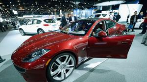 Cash-strapped electric-car maker Fisker searches for investors