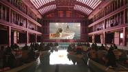 'Life of Pi' gets an unusual Paris premiere