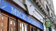 The good and friendly Irish pub Mick O'Shea's has been a steady presence on a volatile block for going on 20 years. It opened in 1995 but really began to flourish in 2002, when it was taken over by brother and sister Dave Niehenke and Stephanie Webber.