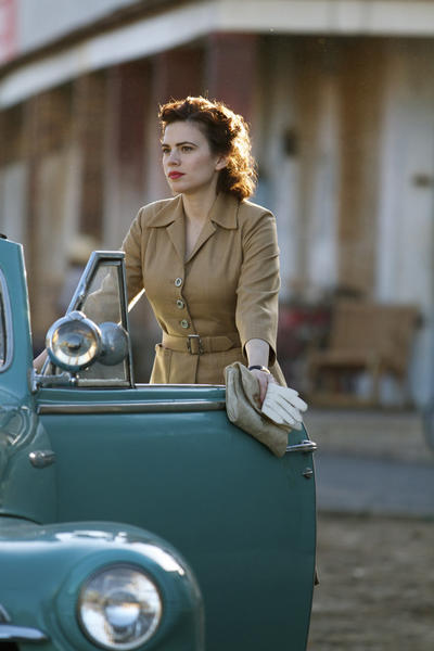 Eva Delectorskaya (Hayley Atwell) is sent to the U.S. by the British Security Coordination to plant stories in the media that will get U.S. sympathy behind the Brits in World War II.