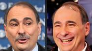 President Obama's longtime campaign advisor David Axelrod put his money where his mouth is -- or slightly above it to be more accurate -- having his trademark mustache shaved off on live TV this morning, making good on a pledge to raise $1 million for epilepsy research.