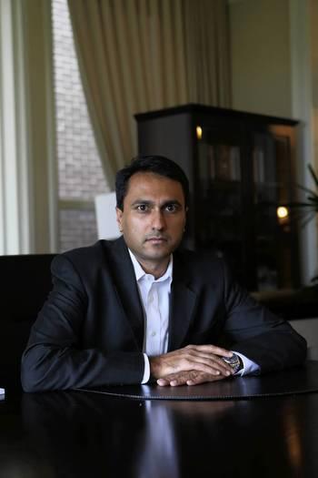 Author Eboo Patel