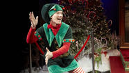 David Sedaris' The SantaLand Diaries Playing at TheaterWorks in Hartford