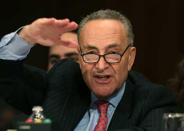 "Sen. Charles E. Schumer (D-N.Y.) will be a guest on ""Fox News Sunday With Chris Wallace"""