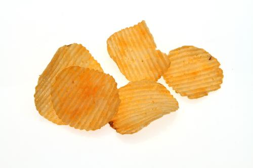 Serving size: 11 chips<br>  Sodium: 180 milligrams<br>  Fat: 10 grams<br>  Carbs: 15 g<br>  Protein: 2 g<br>  Calories: 160<br>  <br>