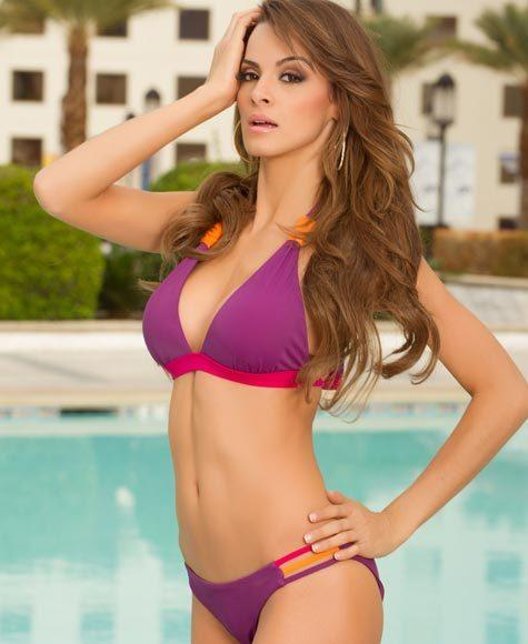 Miss Universe 2012 Swimsuit Pictures: Laura Godoy, Guatemala