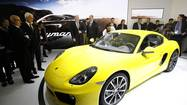 "The Los Angeles Auto Show is nothing more than a gigantic jewelry store for men. We ogle the latest bangles from Germany, Japan and, increasingly, Ohio. Have you seen the Acura NSX, cut like an engagement ring? That's right, made in Ohio. It may be the most hormonal item to come out of the Buckeye State since ""Glee."" And just the right thing to wear to your next Lakers game."