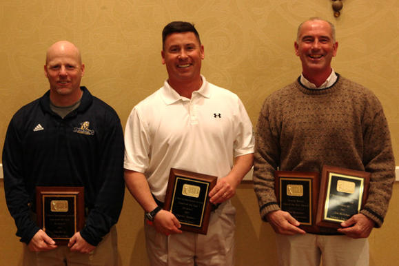 USILA Coaches of the Year