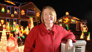 Last year, I wrote about Judy Pancoast, the Grammy-nominated singer, who gives outdoor concerts at homes who are decked out in Christmas splendor. She performs her holiday music while attendees enjoy the light show from neighborhood decorations.