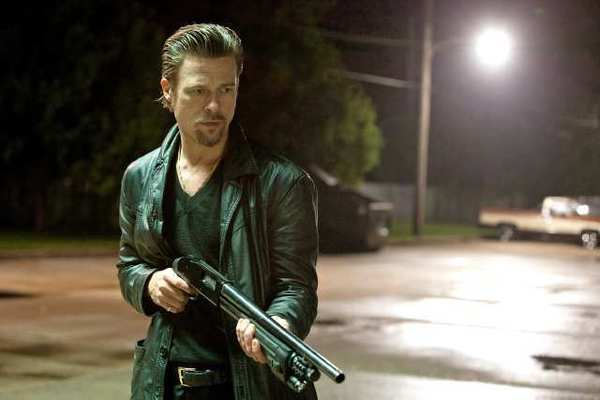"""Killing Them Softly"" is an explosive gangster thriller starring Brad Pitt, James Gandolfini, Ray Liotta and Richard Jenkins."