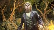 "I'm 51 and Bilbo-free. Somehow ""The Hobbit"" has eluded me my entire reading life. What was I reading in junior high when I first noticed everyone else was reading it? ""Big A: The Story of Lew Alcindor,"" maybe. Or William K. Everson's book on Laurel & Hardy. I had no special resistance to hobbits or to subterranean fantasy or to J.R.R. Tolkien. But we read what we read, and now here ""The Hobbit"" sits on my desk, next in line for takeoff. A big chunk of my non-screen work existence is spent reading material related, somehow, to films I'm covering. It's one of the great perks of the job. You read a lot, and then you put it away, so that the screen adaptations have a fighting chance to establish their own ground rules."