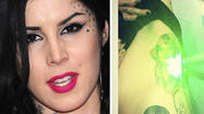 Kat Von D removes tattoo, targeting ex-fiance Jesse James' face