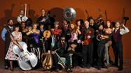 "A nine-piece band replete with tuba, washboard, accordion, fiddle, mandolin, trumpet and guitar joyously pumped out early 20th century standards such as ""Nobody Knows You When You're Down and Out,"" Muddy Waters' deep blues and original tunes that would have sounded utterly at home within the hallowed confines of Preservation Hall in New Orleans' French Quarter."