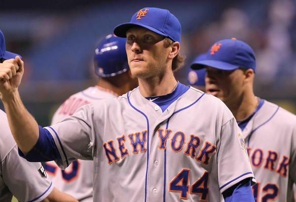 The former Mets outfielder signed with the Seattle Mariners on a one-year deal worth a base salary of $1 million.