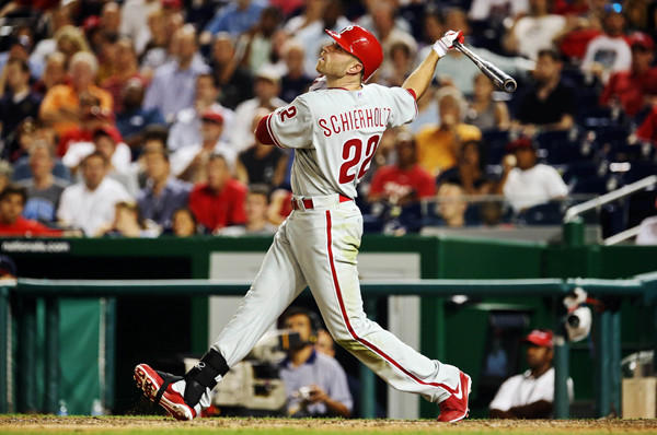 The former Phillies outfielder signed with the Chicago Cubs for one year and $2.25 million.