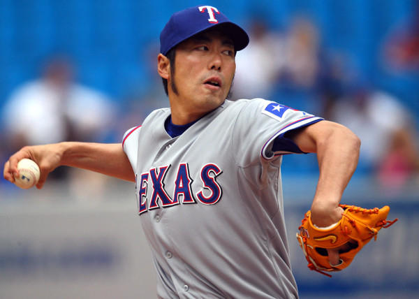 The former Rangers (and Orioles) right-hander agreed to sign with the Boston Red Sox for one-year and $4.25 million.