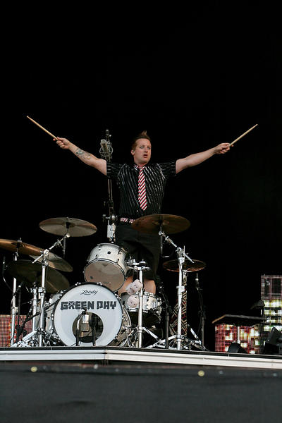The Green Day drummer is 39 today.