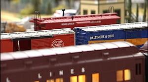 Charity Chug showcases model railroad layouts