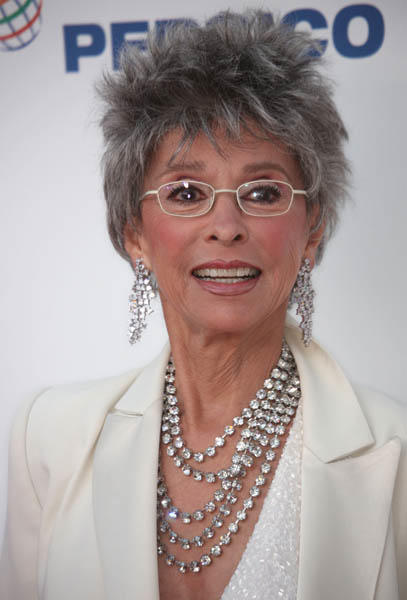 "<a class=""taxInlineTagLink"" id=""PECLB003262"" title=""Rita Moreno"" href=""/topic/entertainment/rita-moreno-PECLB003262.topic"">Rita Moreno</a>, one of only ten entertainers to capture an Emmy, Oscar, Grammy and Tony, is 79 today. (Photo by Frederick M. Brown/Getty Images)"