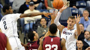 UConn Beats Harvard, 57-49